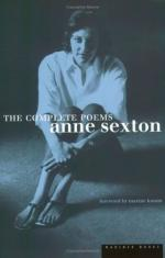 The Complete Poems by Anne Sexton
