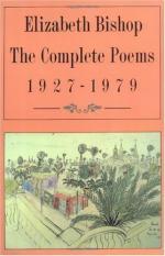 The Complete Poems, 1927-1979 by Elizabeth Bishop