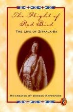 The Flight of Red Bird: The Life of Zitkala-Sa by Doreen Rappaport