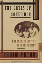 The Gates of November: Chronicles of the Slepak Family by Chaim Potok