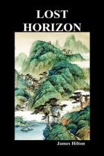 The Lost Horizon by James Hilton