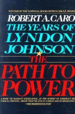 The Path to Power by Robert Caro
