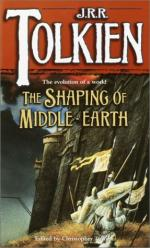 The Shaping of Middle-earth: The Quenta, the Ambarkanta, and the Annals,... by J. R. R. Tolkien