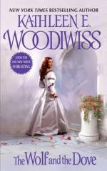 The Wolf and the Dove by Kathleen Woodiwiss
