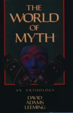 The World of Myth by David Adams Leeming