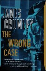 The Wrong Case: A Novel by James Crumley