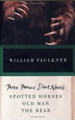 The Bear by William Faulkner