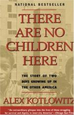 There Are No Children Here by Alex Kotlowitz