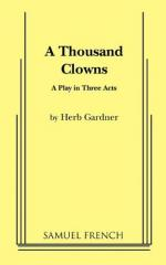 A Thousand Clowns by Herb Gardner