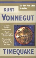 Timequake by Kurt Vonnegut