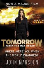 Tomorrow, When the War Began by John Marsden (writer)