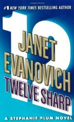 Twelve Sharp by Janet Evanovich