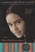 When I Was Puerto Rican by Esmeralda Santiago