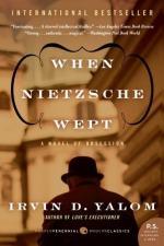 When Nietzsche Wept by Irvin D. Yalom