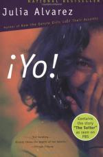 Yo! by Julia Álvarez