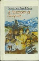A Memory of Dragons by Annabel Johnson and Edgar Johnson