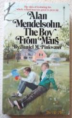 Alan Mendelsohn, the Boy from Mars by Daniel Pinkwater