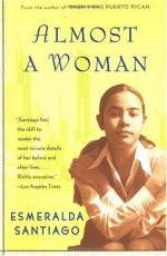 Almost a Woman by Esmeralda Santiago