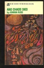 And Chaos Died by Joanna Russ