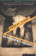 Bear and His Daughter by Robert Stone