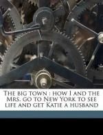 The Big Town by Ring Lardner