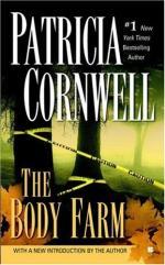 The Body Farm by Patricia Cornwell