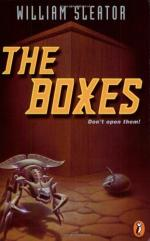 The Boxes by William Sleator