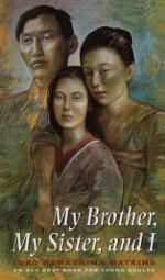 My Brother, My Sister, and I by Yoko Kawashima Watkins