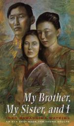 My Brother, My Sister, and I by Yoko Kawashima Watkins