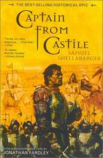 Captain from Castile by Samuel Shellabarger