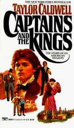 Captains and the Kings by Taylor Caldwell