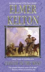 Cloudy in the West by Elmer Kelton