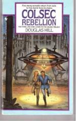 ColSec Rebellion by Douglas Hill