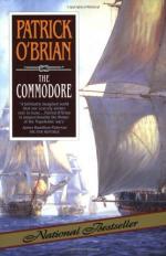 The Commodore by Patrick O'Brian