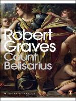 Count Belisarius by Robert Graves