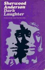 Dark Laughter by Sherwood Anderson