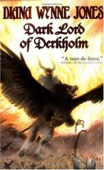 Dark Lord of Derkholm by Diana Wynne Jones