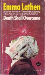 Death Shall Overcome by Emma Lathen