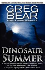 Dinosaur Summer by Greg Bear