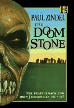 The Doom Stone by Paul Zindel