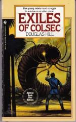 Exiles of ColSec by Douglas Hill