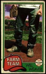 Farm Team by Will Weaver