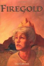Firegold by Dia Calhoun