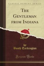 The Gentleman from Indiana by Booth Tarkington