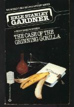 The Case of the Grinning Gorilla by Erle Stanley Gardner
