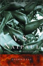 Guerrillas by V. S. Naipaul