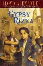 Gypsy Rizka by Lloyd Alexander