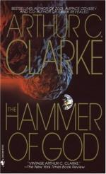 The Hammer of God by Arthur C. Clarke