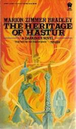 The Heritage of Hastur by Marion Zimmer Bradley