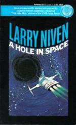 The Hole Man by Larry Niven